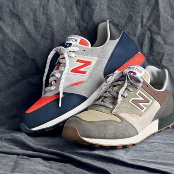 AW新作★NEW BALANCE FOR J.CREW TRAILBUSTER スニーカー