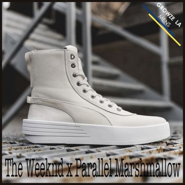 ★【PUMA】追跡発送 コラボ The Weeknd x Parallel Marshmallow