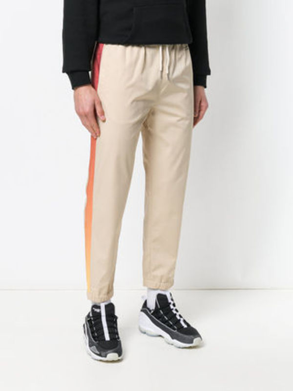 [ DROLE DE MONSIEUR ]  Shaded Stripe Pants