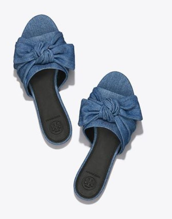 Tory Burch ANNABELLE BOW SLIDE