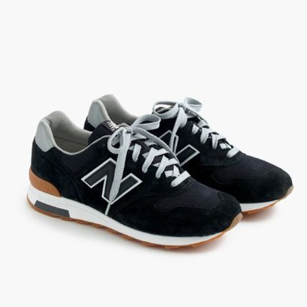 New Balance for J.Crew 1400 leather スニーカー