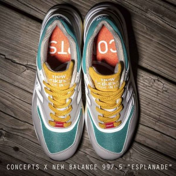 CONCEPTS X NEW BALANCE