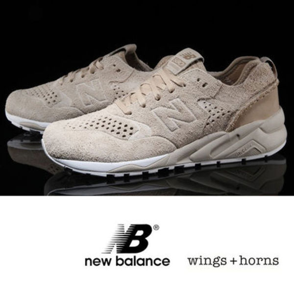 New Balance 580 Deconstructed Wings + Horns コラボ タン