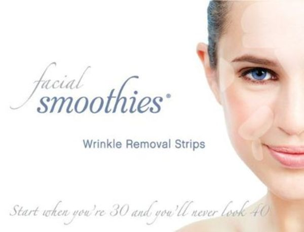 日本未上陸!小じわ対策!Facial Smoothies Wrinkle Remover♪