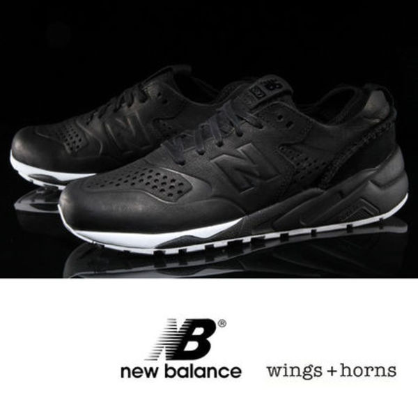 New Balance 580 Deconstructed Wings + Horns コラボ ブラック