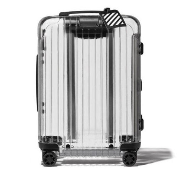 【OFF-WHITE】OFF-WHITE × RIMOWA Essential Model