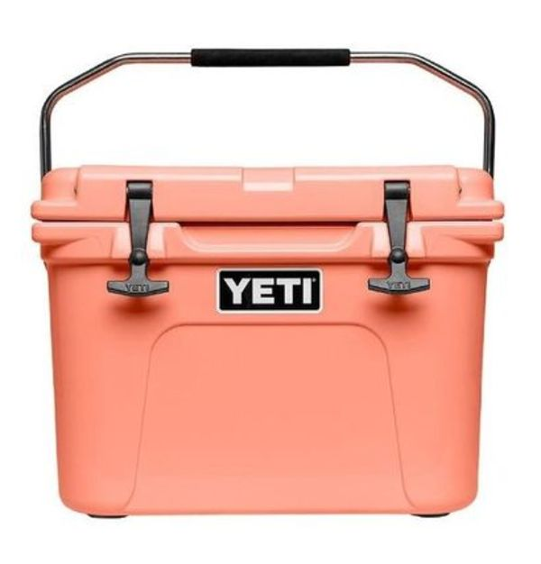 ★YETI★コーラル色★Roadie 20 Limited Edition cooler