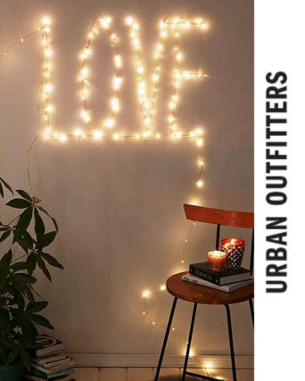 Urban Outfitters*ファイヤーフライワイヤーライト♪