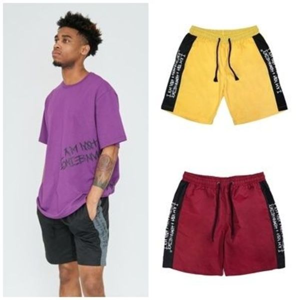 I AM NOT A HUMAN BEINGの[18SS] MULTI SIDELINE SHORTS 全3色