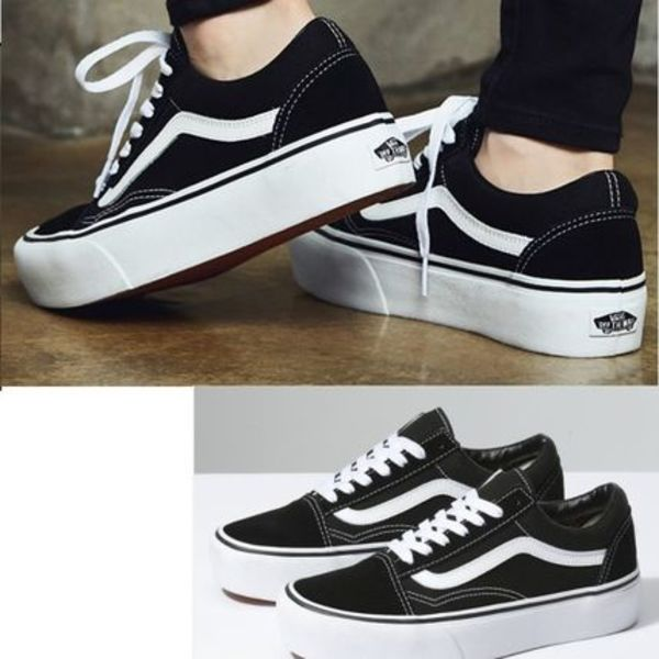 サイズ限定☆VANS☆OLD SKOOL PLATFORM 厚底  VN0A3B3UY28
