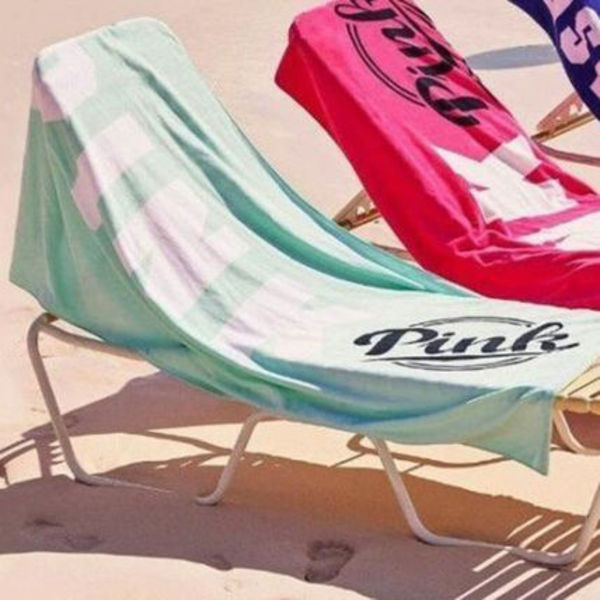 Victoria's Secret ~ PINK ~ Oversized Beach Towel 国内発送