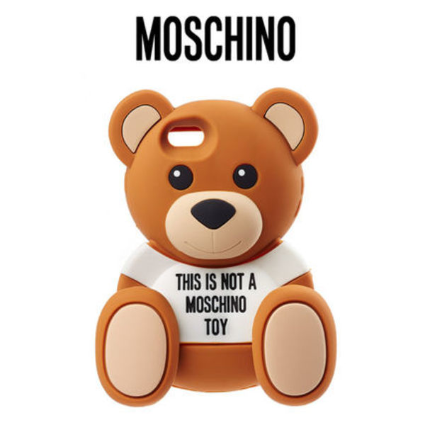 Moschino★Teddy Bear for iPhone 5/5S/6