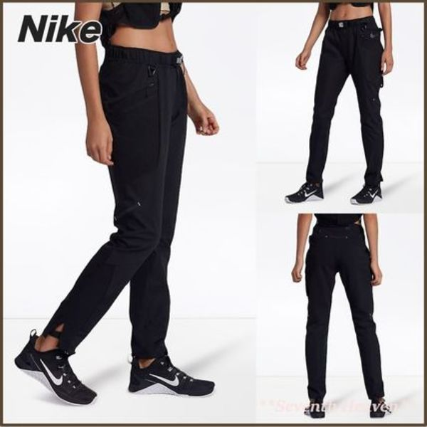 送料関税込み☆Nike x MMW stretch woven trousers