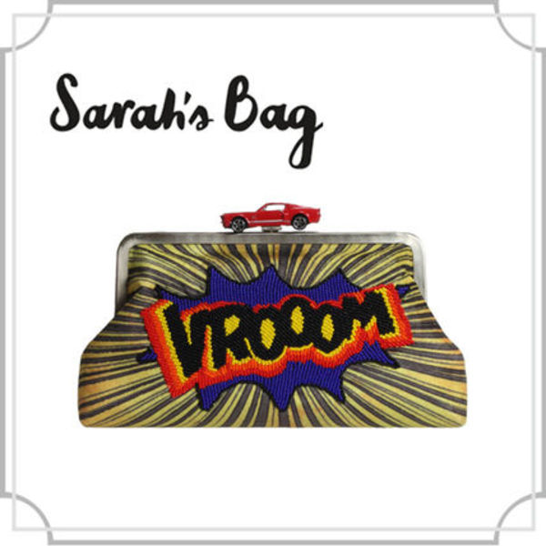 ☆送料・関税込☆【Sarah's bag】Vroom clutch