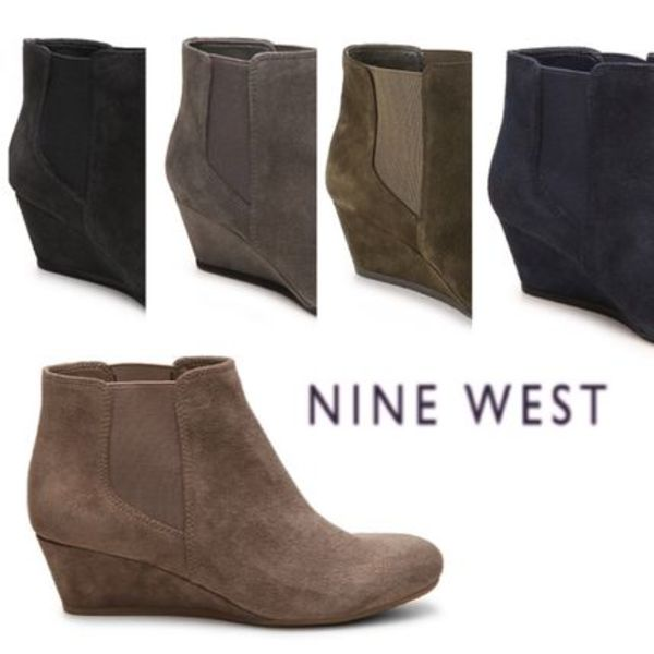 Sale★【Nine West】ブーティー★ Lillian Chelsea Boot