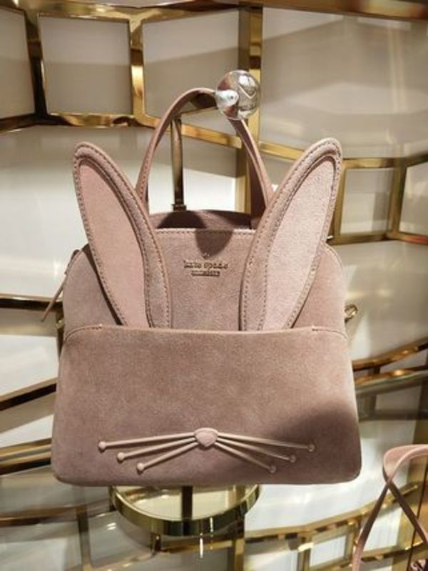 ラビットバックkate spade★DESERT MUSE RABBIT SMALL LOTTIE