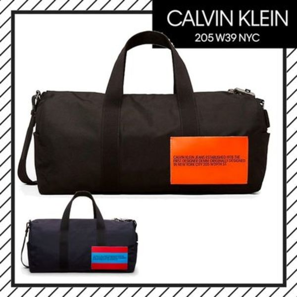 205W39NYC ★Calvin Klein BY RAF SIMONS★ ダッフルバッグ