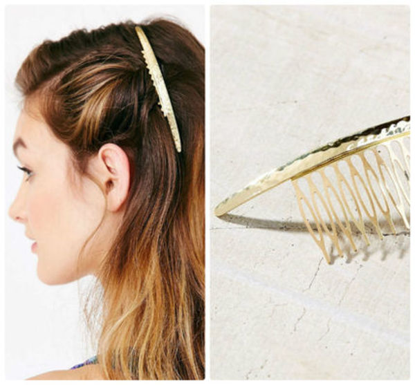 【送料・関税込】 セール!!Illusion Hair Comb Barrette