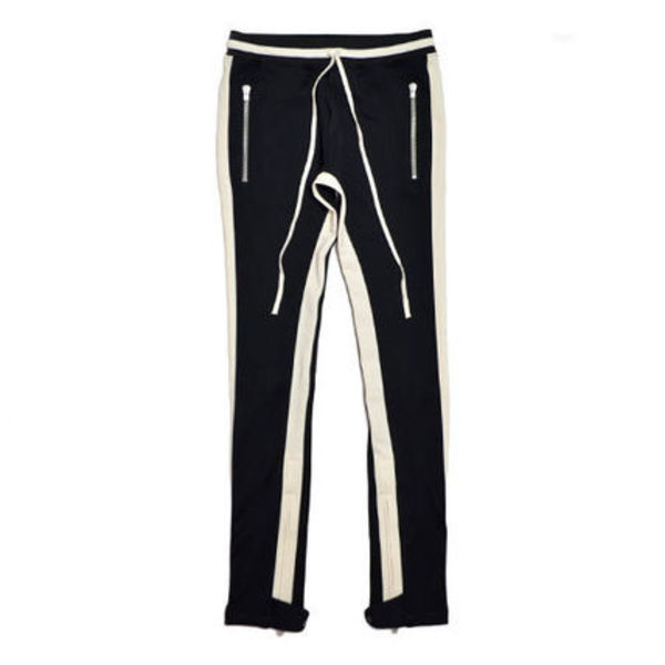 【FEAR OF GOD】Striped Jersey Jogger Pants Limited-Edition