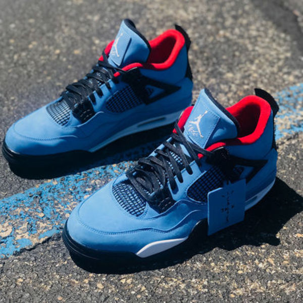 日本未発売!☆Jordan 4 Retro Travis Scott Cactus Jack☆