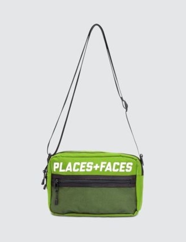 2018SS 送料無料!PLACES+FACES / Pouch Bag