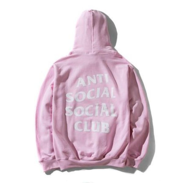 AntiSocialSocialClub Know you better Hoodie