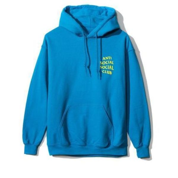 AntiSocialSocialClub THE KIM HOODY