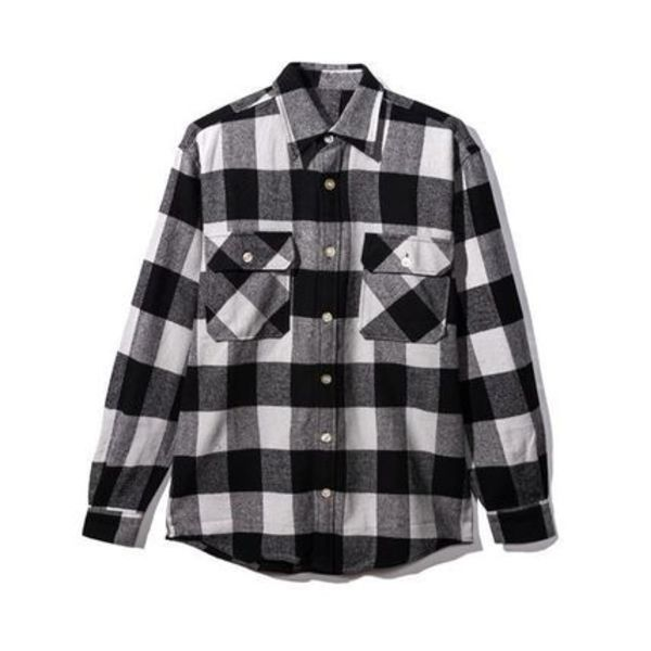 AntiSocialSocialClub WOODMAN FLANNEL