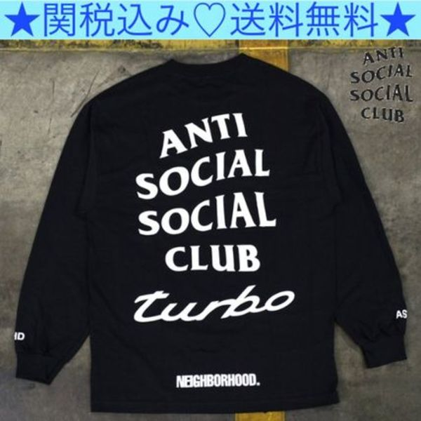 ★Antisocial Social Club X Neighborhood★スウェット★