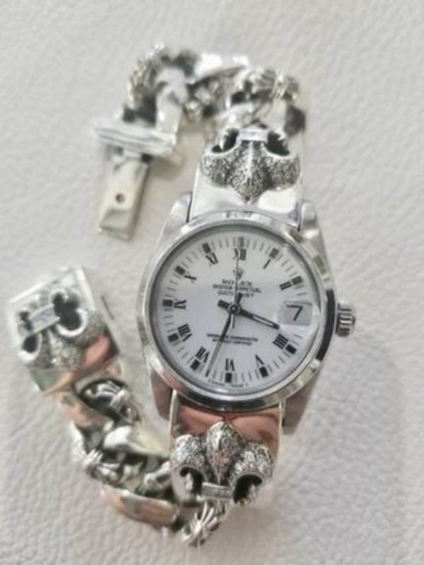 2018SS☆要問合せ☆CHROME HEARTS ROLEX