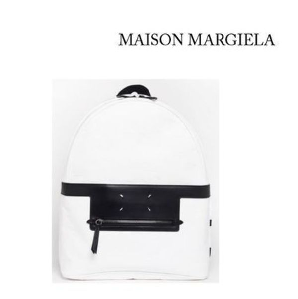 【Maison Margiela】'Live a message' backpack