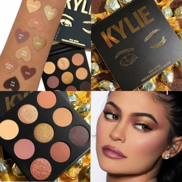 NEW!kylie cosmetics☆The Sorta Sweet Palette 9色アイシャドウ