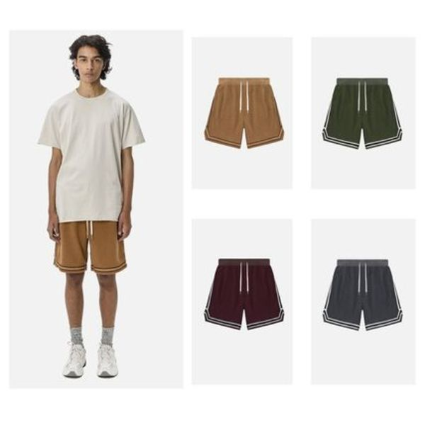 ジャスティンも愛用!! JOHN ELLIOTT CORDUROY BASKETBALL SHORTS