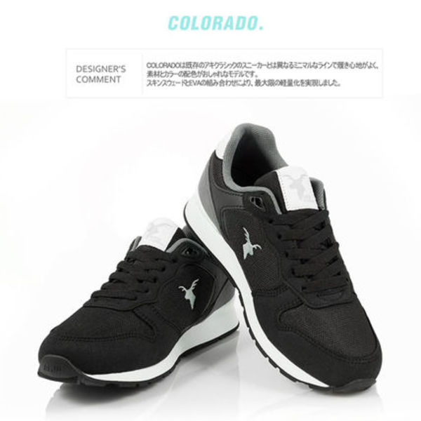 【2016NEWカラー】AKIIICLASSIC COLORADO BLACK