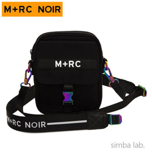 M+RC NOIR / Black Rainbow Bag ショルダーバッグ