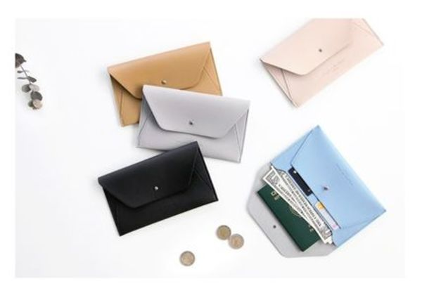【iconic(アイコニック)】 SLIT WALLET 5type