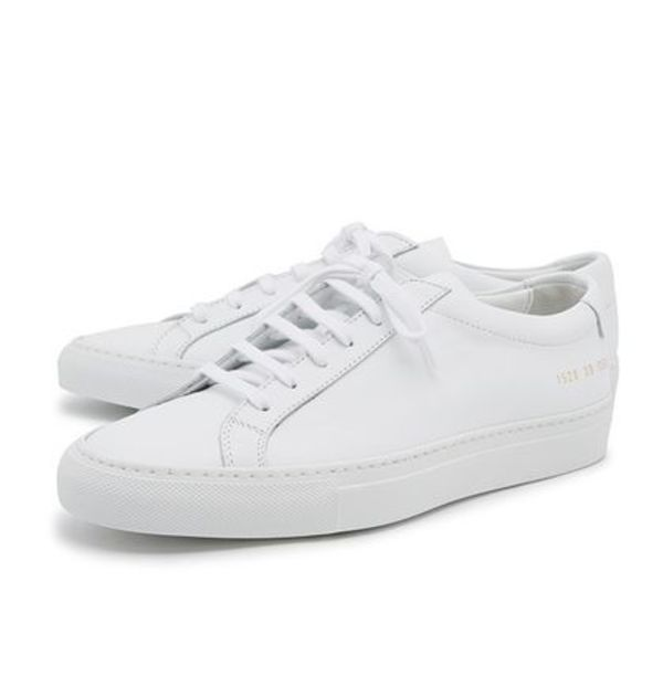 Common Projects 18SS Achilles Low レザースニーカー