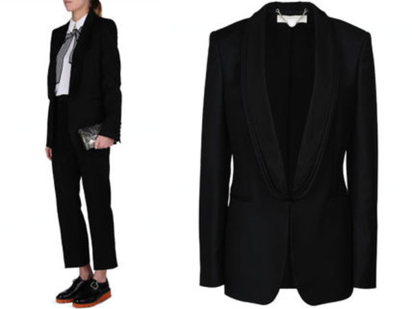 15AW SM037 STELLA McCARTNEY 'Melissa' jacket