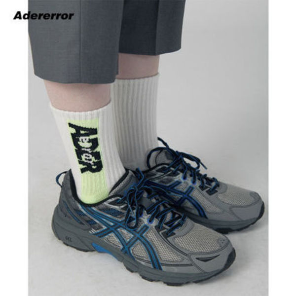 ADERERROR正規品★全2色★18SS Line color socks★UNISEX