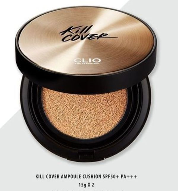Kill Cover Liquid Founwear Ampoule Cushion 15g+リフィル