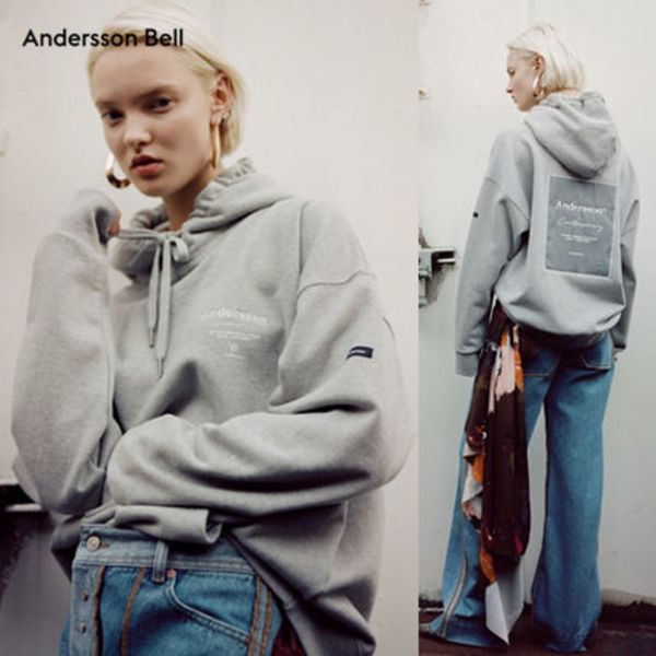 ANDERSSON BELL正規品★シグニチャーパッチフーディ★UNISEX