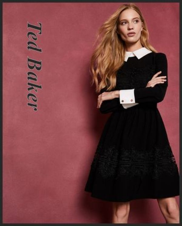 ☆2018/19 AW☆【TED BAKER】