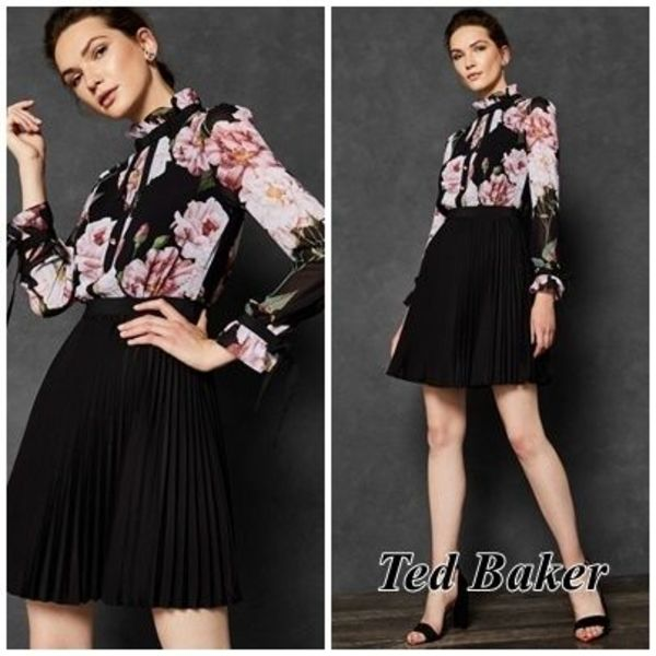 ☆2018/19AW新作☆【TED BAKER】