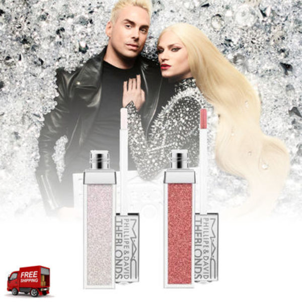 MAC☆THE BLONDS COLLECTION☆リップグロス 2色