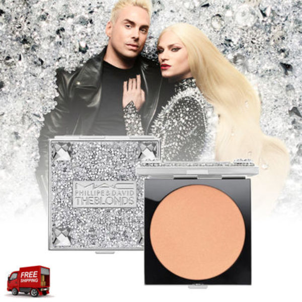 MAC☆THE BLONDS COLLECTION☆MAGIC DUST フェイスパウダー