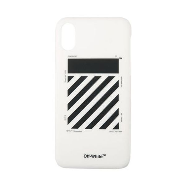 【Off-White】DIAG iPhone X CASE