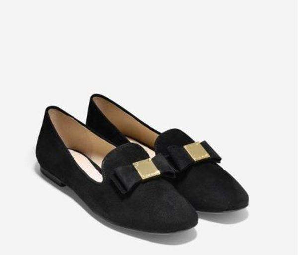 <SALE>3色 COLE HAAN Tali Bow Loafer