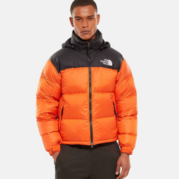 【2018-19AW】The North Face  1996 RETRO NUPTSE TNF ORANGE