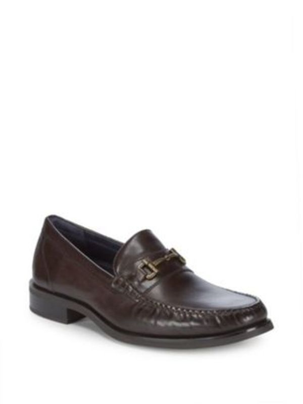 Cole Haan Pinch Sanford Leather Loafers