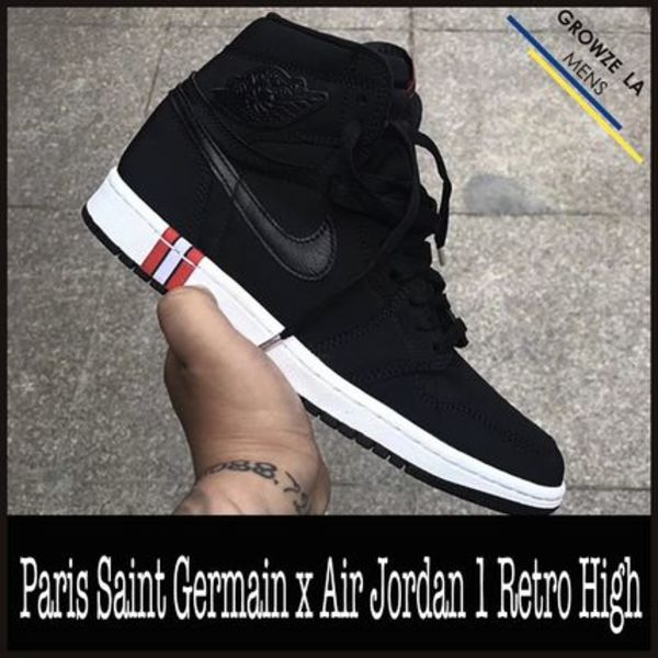 ★【NIKE】追跡 Paris Saint Germain x Air Jordan 1 Retro High